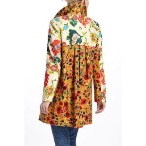 Anthropologie Elevenses Coat Size 2